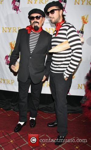 Michael Kors and Lance LePere  attending the 17th Annual NYRP Halloween Benefit Gala, held at the Waldorf-Astoria Hotel....