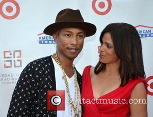 Soledad O'Brien and Pharrell Williams The 2nd Annual New Orleans In The Hamptons Benefit Gala Bridgehampton, New York - 27.07.12