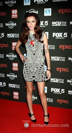Cher Lloyd  attends Hard Rock Rocks Times Square at Hard Rock Cafe, Times Square  New York, USA -...