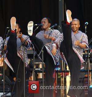 Ladysmith Black Mambazo Pen Tribute To Nelson Mandela