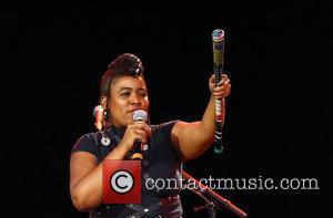 Singer perform Paul Simon's album 'Graceland' live at Hard Rock Calling in Hyde Park - Day 3 London, England -...