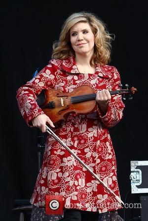Alison Krauss performing live at Hard Rock Calling in Hyde Park - Day 3 London, England - 15.07.12