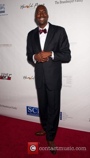 John Salley 12th Annual Harold Pump Foundation Gala at the Hyatt Regency Century Plaza  Los Angeles, California - 10.08.12