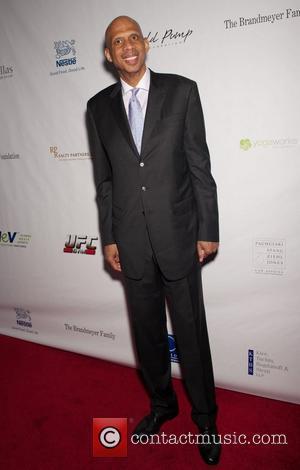 Kareem Abdul-Jabbar 12th Annual Harold Pump Foundation Gala at the Hyatt Regency Century Plaza  Los Angeles, California - 10.08.12
