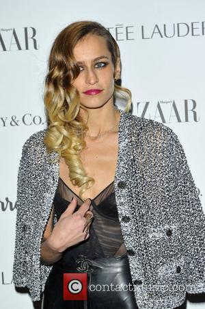 Alice Dellal  Harper's Bazaar Women of the Year 2012 held at Claridges - Arrivals London, England - 31.10.12