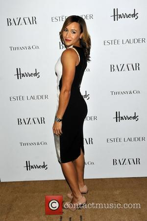 Jessica Ennis  Harper's Bazaar Women of the Year 2012 held at Claridges - Arrivals London, England - 31.10.12