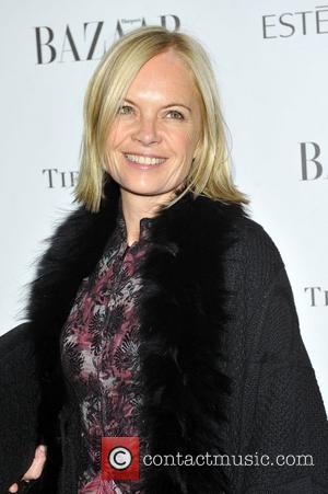 Mariella Frostrup  Harper's Bazaar Women of the Year 2012 held at Claridges - Arrivals London, England - 31.10.12