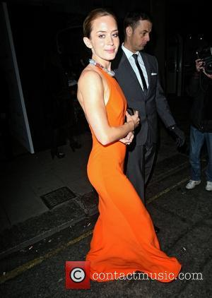 Emily Blunt The Star Of The 2012 Bazaar Women Of The Year Awards