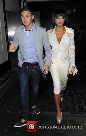 Kirk Norcross and Amy Childs