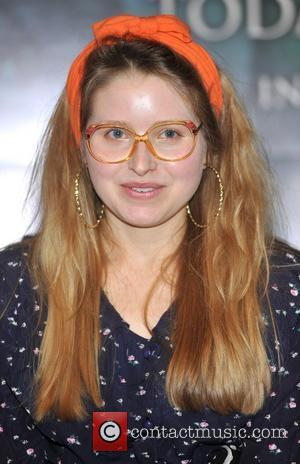 Jessie Cave In celebration of the release of Harry Potter and the Deathly Hallows - Part 2 on Blu-ray and...