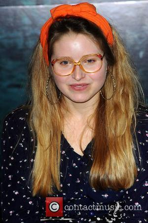 Jessie Cave  In celebration of the release of Harry Potter and the Deathly Hallows - Part 2 on Blu-ray...