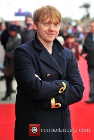 Rupert Grint The worldwide Grand Opening event for the  Warner Bros. Studio Tour London 'The Making of Harry Potter'...