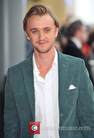 Tom Felton The worldwide Grand Opening event for the  Warner Bros. Studio Tour London 'The Making of Harry Potter'...