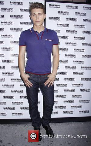 Nolan Gerard Funk Opening night of the Broadway play 'Harvey' at Studio 54 – Arrivals. New York City, USA –...