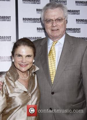 Tovah Feldshuh and Andrew Harris-Levy Opening night of the Broadway play 'Harvey' at Studio 54 – Arrivals New York City,...
