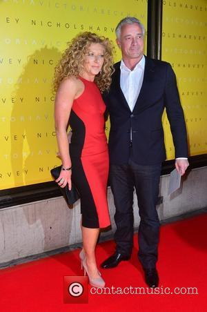 Kelly Hoppen, Guest  Unveiling of Victoria Beckham Clothing Line at Harvey Nichols - Arrivals London, England - 17.02.12
