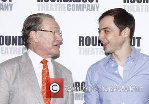 Charles Kimbrough and Jim Parsons