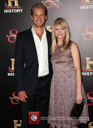 Matt Barr and Lindsay Pulsipher