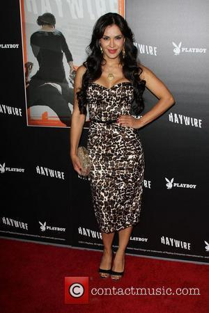 Carla Ortiz 'Haywire' Los Angeles premiere at the DGA Theater - Arrivals Los Angeles, California - 05.01.12