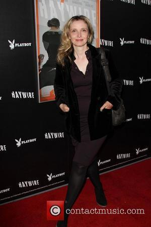 Julie Delpy 'Haywire' Los Angeles premiere at the DGA Theater - Arrivals Los Angeles, California - 05.01.12