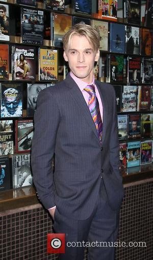 Aaron Carter Screening of the film, 'Haywire' at the Landmark Sunshine Cinema in Manhattan New York City, USA - 18.01.12