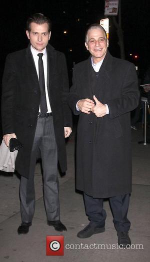 Peter Cincotti, Tony Danza Screening of the film, 'Haywire' at the Landmark Sunshine Cinema in Manhattan New York City, USA...