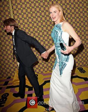 Keith Urban, Nicole Kidman and Emmy Awards