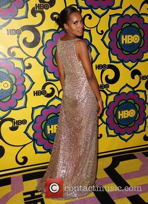 Kerry Washington and Emmy Awards