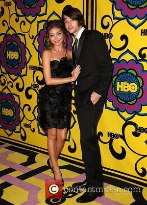 Sarah Hyland and Matt Prokop