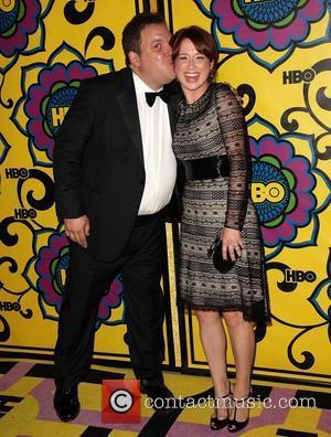 Jeff Garlin, Ellie Kemper and Emmy Awards