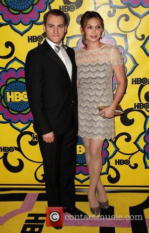 Michael Stuhlbarg and Mai-Linh Lofgren HBO's Annual Emmy Awards Post Awards Reception at the Pacific Design Center  Los Angeles,...