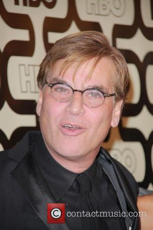 Aaron Sorkin and Beverly Hilton Hotel