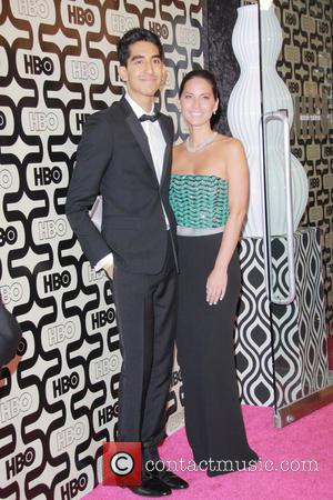 Dev Patel, Olivia Munn and Beverly Hilton Hotel