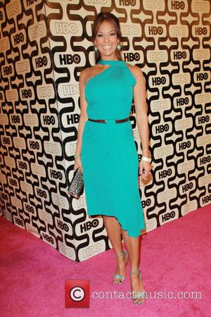 Eva La Rue 2013 HBO's Golden Globes Party at the Beverly Hilton Hotel - Arrivals  Featuring: Eva La Rue...