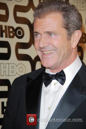 Mel Gibson 2013 HBO's Golden Globes Party at the Beverly Hilton Hotel - Arrivals  Featuring: Mel Gibson Where: Los...