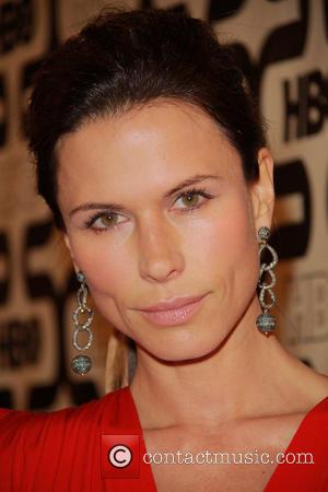 Rhona Mitra 2013 HBO's Golden Globes Party at the Beverly Hilton Hotel - Arrivals  Featuring: Rhona Mitra Where: Los...