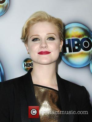 Evan Rachel Wood and Golden Globe