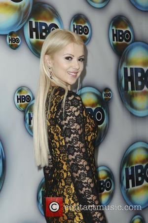 Mika Newton  The 69th Annual Golden Globe Awards (Golden Globes 2012) HBO after party held at Circa 55 Restaurant...