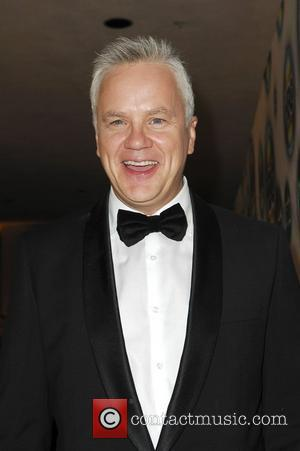 Tim Robbins and Golden Globe