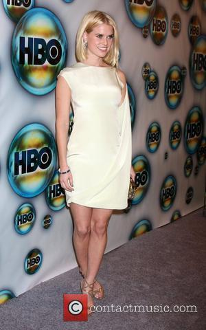 Alice Eve and Golden Globe