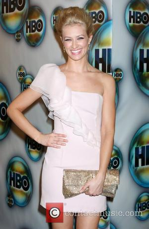 Beth Behrs and Golden Globe