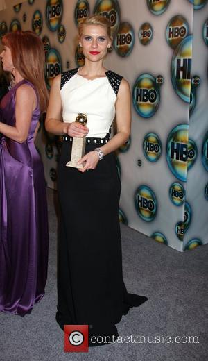 Claire Danes and Golden Globe