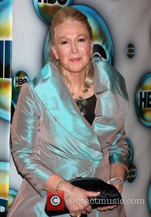 Diane Ladd The 69th Annual Golden Globe Awards (Golden Globes 2012) HBO after party held at Circa 55 Restaurant Los...