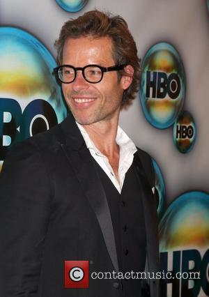 Guy Pearce The 69th Annual Golden Globe Awards (Golden Globes 2012) HBO after party held at Circa 55 Restaurant Los...