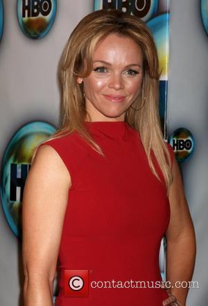 Lauren Bowles The 69th Annual Golden Globe Awards (Golden Globes 2012) HBO after party held at Circa 55 Restaurant Los...