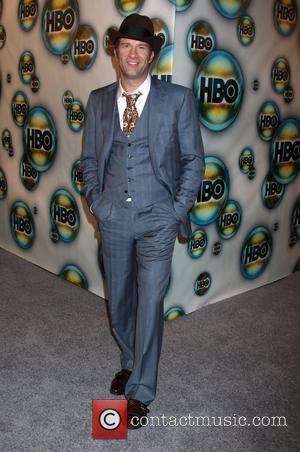 Thomas Jane The 69th Annual Golden Globe Awards (Golden Globes 2012) HBO after party held at Circa 55 Restaurant Los...