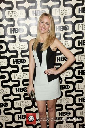 Anna Camp 2013 HBO's Golden Globes Party at the Beverly Hilton Hotel - Arrivals  Featuring: Anna Camp Where: Beverly...