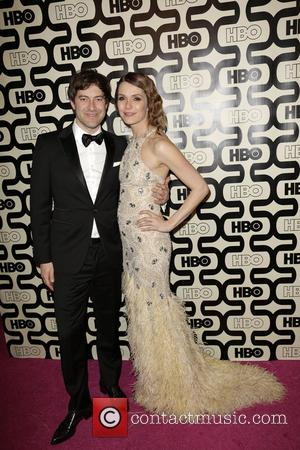 Mark Duplass; Katie Aselton 2013 HBO's Golden Globes Party at the Beverly Hilton Hotel - Arrivals  Featuring: Mark Duplass,...