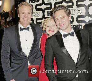 Jeff Daniels, Alison Pill, Thomas Sadoski and Beverly Hilton Hotel