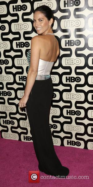 Olivia Munn 2013 HBO's Golden Globes Party at the Beverly Hilton Hotel - Arrivals  Featuring: Olivia Munn Where: Los...